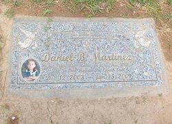 Daniel B Martinez