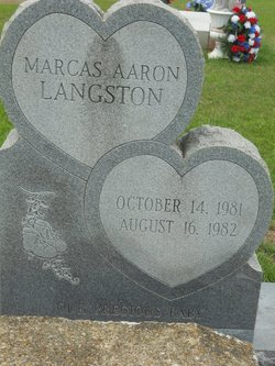 Marcas Aaron Langston