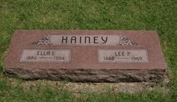 Lee Perry Hainey
