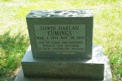 Edwin Harlan Cumings