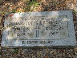 Harriet Kilpatrick