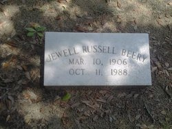 Jewell <i>Russell</i> Beery