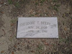 Theodore Tatem Beery, Jr