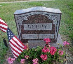 June <i>Grant</i> Berry