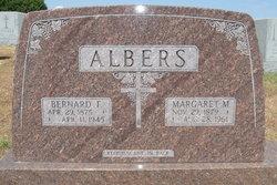 Bernard Fred Albers