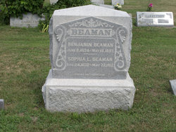 Sophia L <i>Schwachheim</i> Beaman