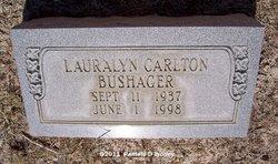 Lauralyn <i>Carlton</i> Bushager