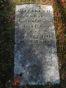 Elizabeth Morse Esty
