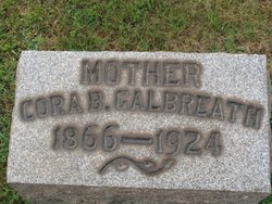 Cora Blanche <i>Luther</i> Galbreath