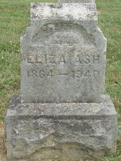 Eliza <i>King</i> Ash
