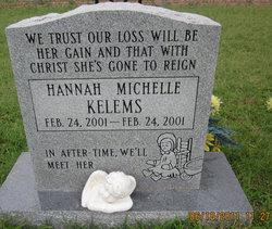 Hannah Michelle Kelems