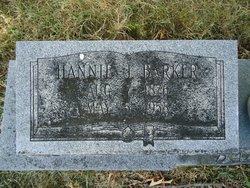 Hannie Jackson Barker