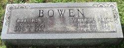 Victoria Alice <i>Bryant</i> Bowen