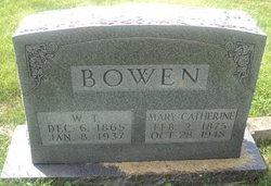 W T Bowen