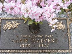 Annie Calvert