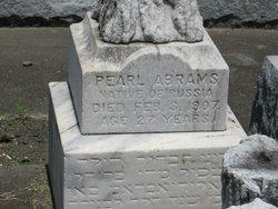 Pearl Abrams
