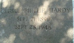 George Phillip Hardy