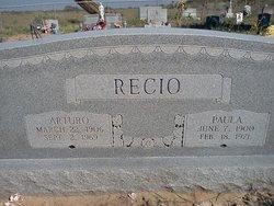 Arturo Recio