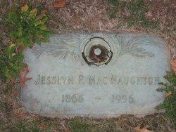 Jesslyn Pearl <i>Wallack</i> MacNaughton