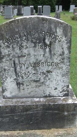 Lucy V <i>Klipstein</i> Briggs