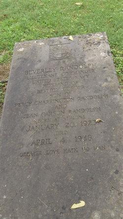 LTC Beverley Randolph