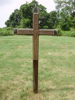 German Lutheran Cemetery (defunct)