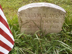 Sgt William A. Avery