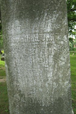 Jonathan Dall, Jr