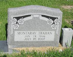 Montaray Trahan