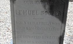 Lemuel Boozer