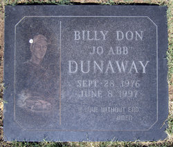 Billy Don Jo Abb Dunaway