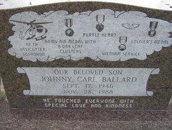 Johnny Carl Ballard