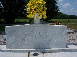 Aletha <i>Sikes</i> Bacon