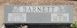 Vester Franklin Barnett