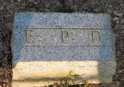 Eadie Perlatha Eda <i>Hickman</i> Dickey