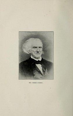 Elder Moses Cheney