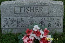 Martha W Fisher
