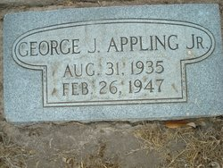 George J Appling, Jr.