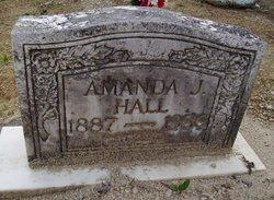 Amanda Jane <i>Dixon</i> Hall
