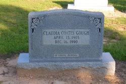 Claudia <i>Coates</i> Gough