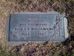 Flora Faye <i>Paddock</i> Williamson