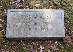 John Morrison Allen