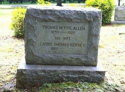 Thomas Moore Allen