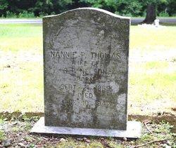Nannie P. <i>Thomas</i> Nelson
