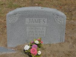 Virginia Caledonia Jennie <i>Byrd</i> James