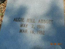 Algie <i>Hill</i> Abbott