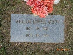 William Lowell Athon, Sr