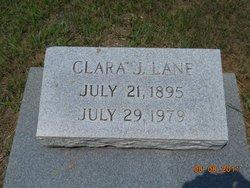 Clara J. Lane