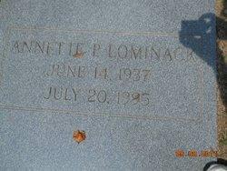 Annette <i>Peaster</i> Lominack