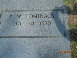 P. W. Lominack